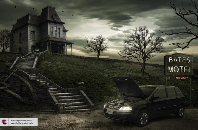Il Faut Sauver La Maison De Psychose Spotern