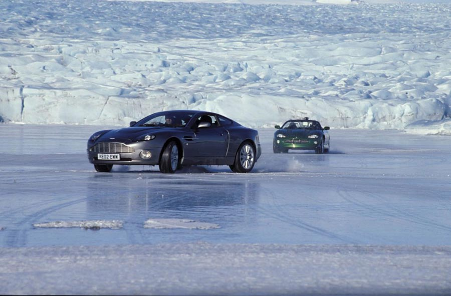 james bond die another day car - photo #5