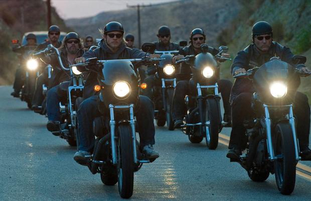 Une Harley avec la GS c'est possible ?  HarleysSonsOfArnachy