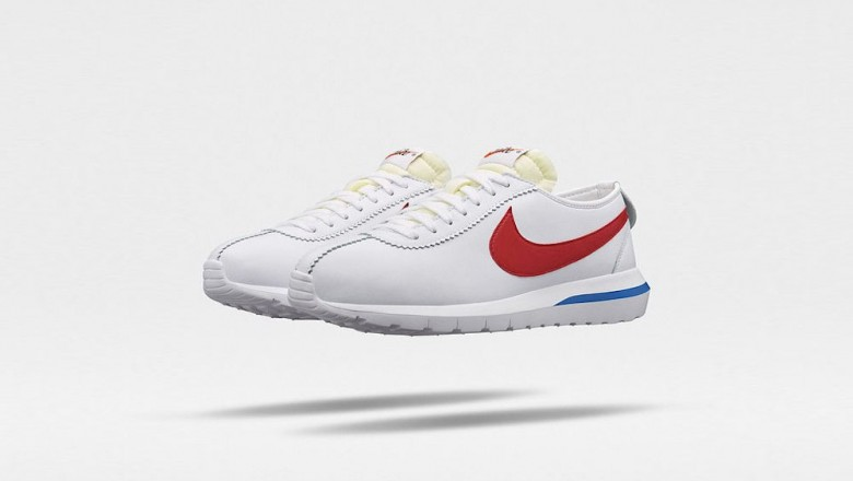 Nike Cortez Bleu Blanc