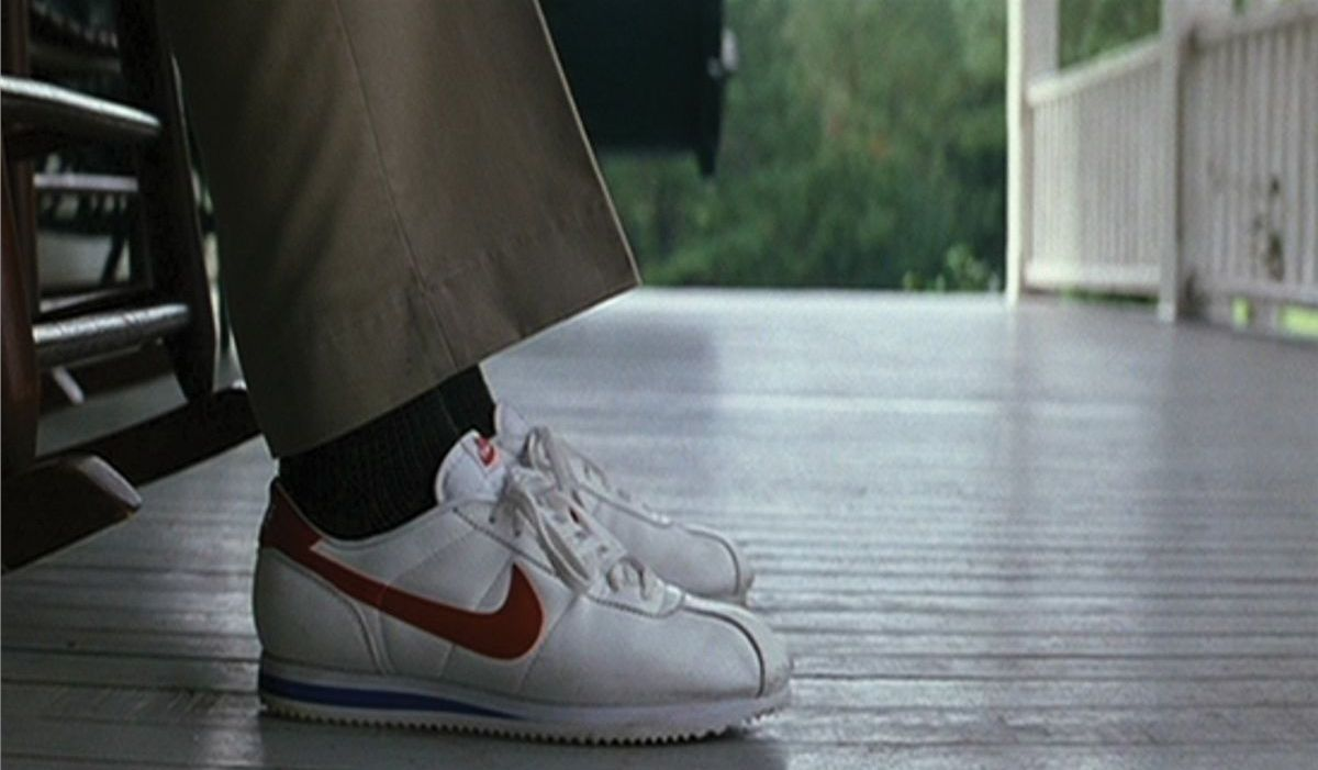 Nike Cortez Blanche Porté