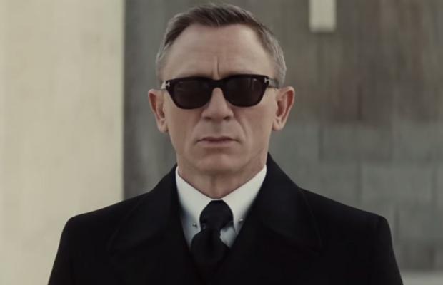 Faites sensation en portant les solaires de James Bond ...