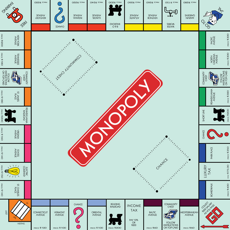 Case d part pour une version cin matographique du monopoly spotern - Tavolo n 19 film completo ...