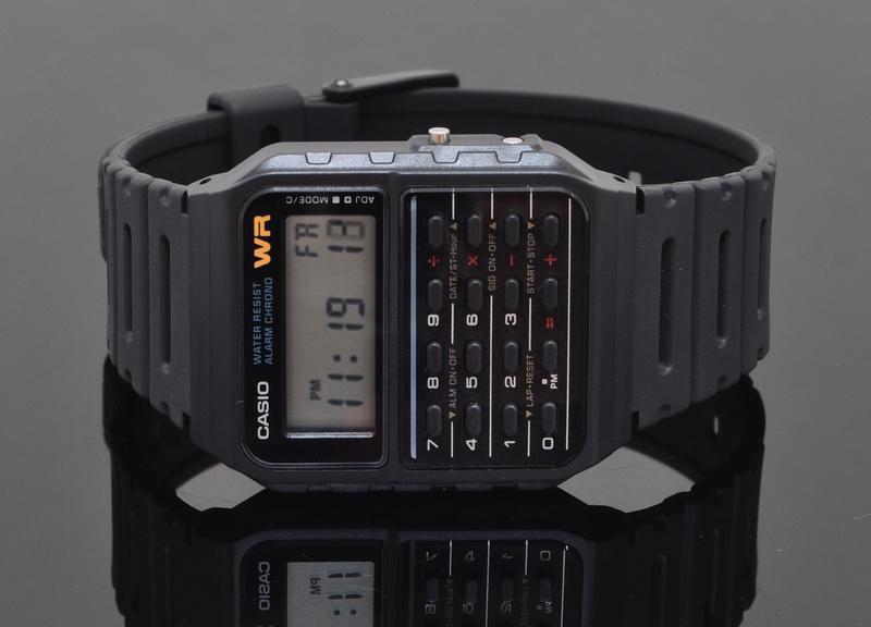 casio e databank watch manual