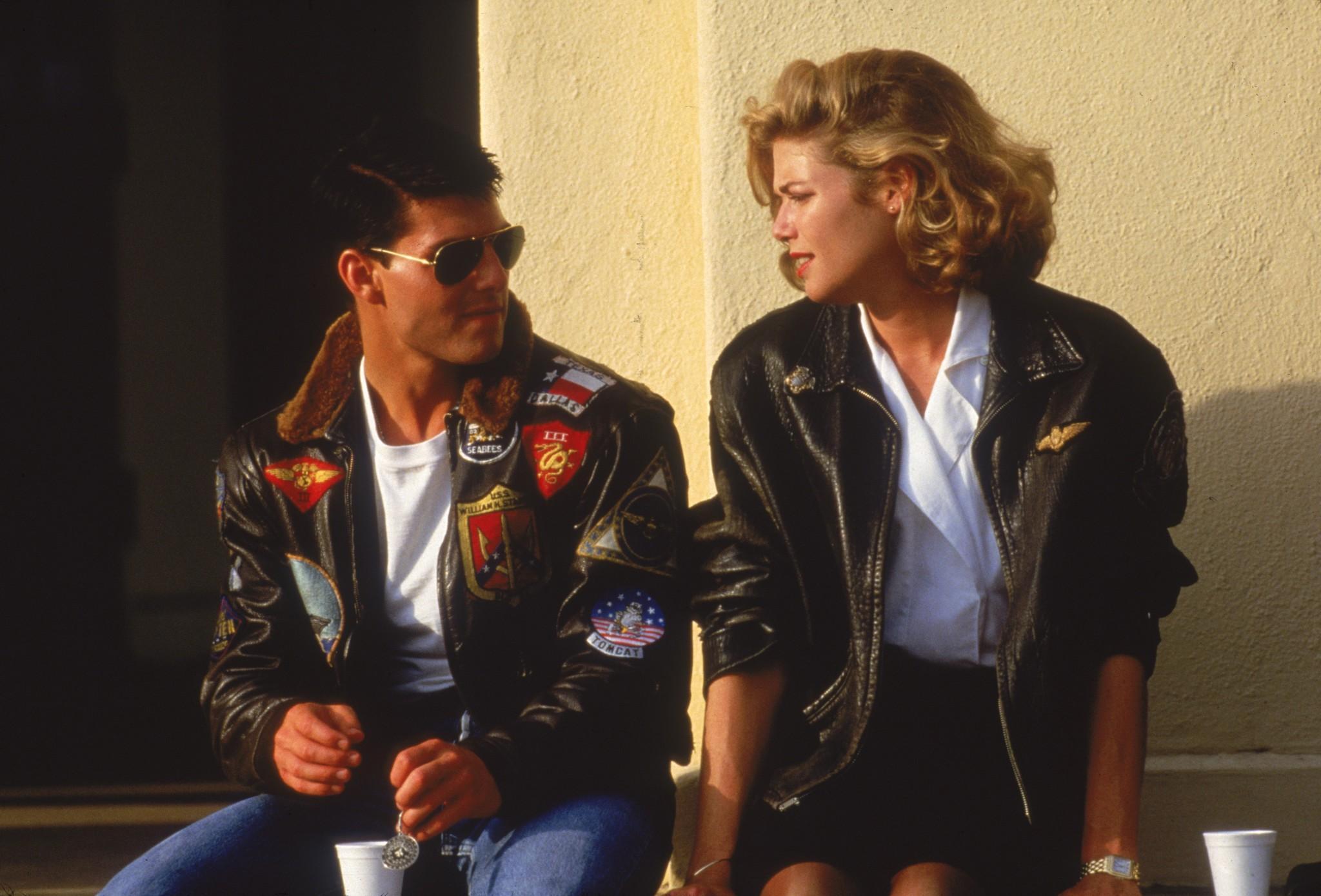 2d5eb1ab2e1547 Côté casting, le film de Tony Scott révèle à l époque des jeunes qui  allaient squatter les blockbusters pour un temps Kelly McGillis, Meg Ryan,  ...