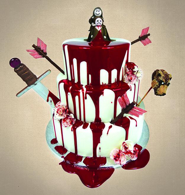 Red Velvet Cake Traduction