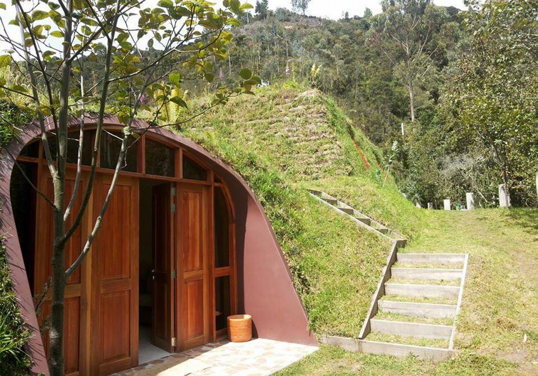 construisez votre propre maison de hobbit spotern
