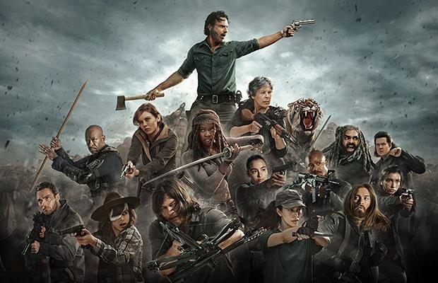 The Walking Dead Saison 8 All Out War Spotern